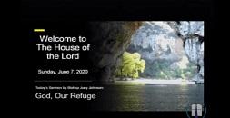 God Our Refuge 1