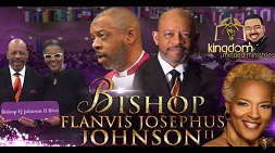 Kingdom Minded Ministries Interviews Bishop Johnson